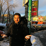 Trip to Russia (I)