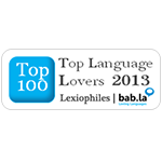 Top 100 Language Lovers 2013 – Voting has started!