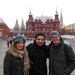 Trip to Russia (III)