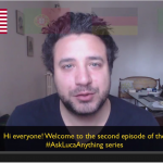 #AskLucaAnything Episode 2 – Similar Languages, Counting and Pronunciation (PT,DE,IT)
