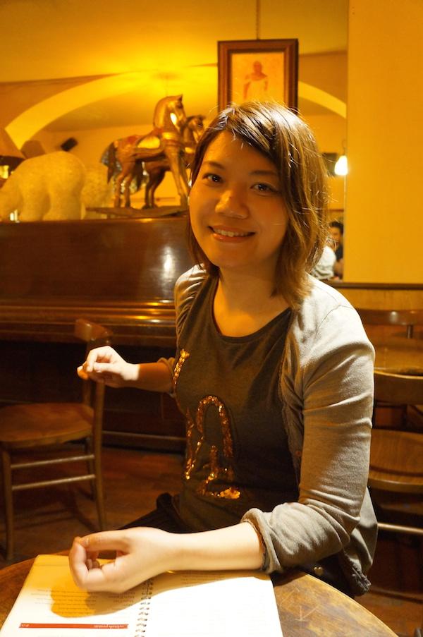 Saeko in Rome - Restaurant